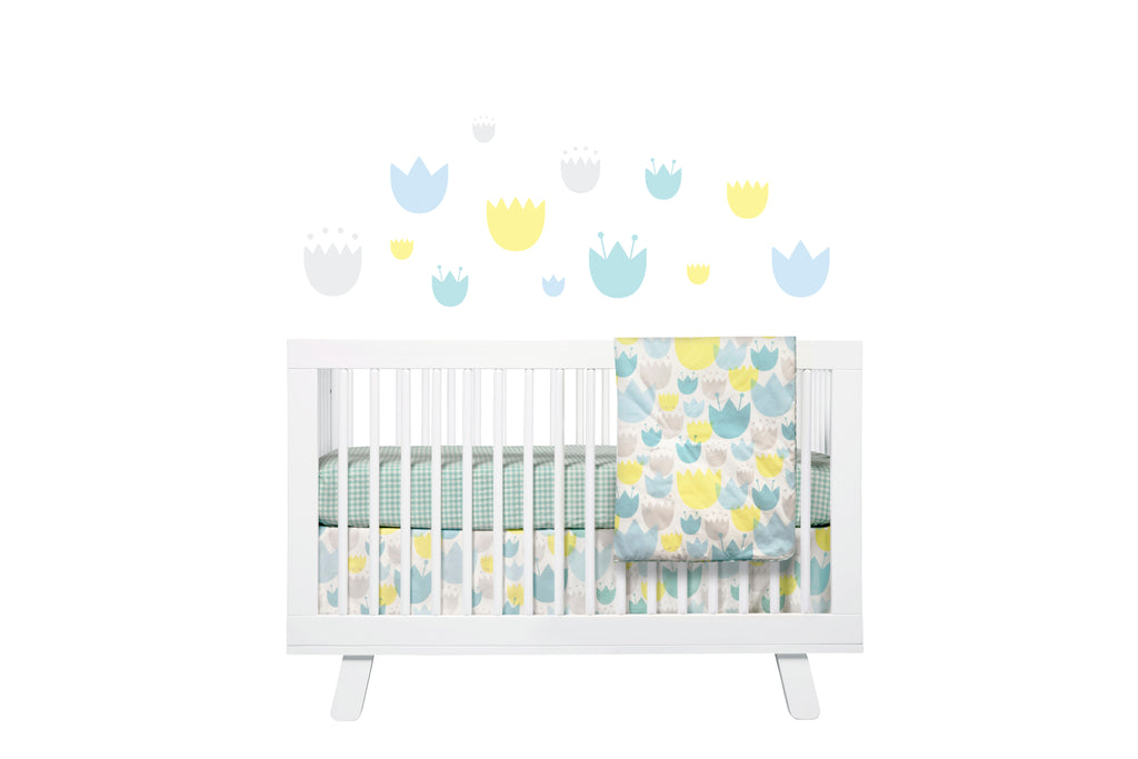 T11330,Tulip Garden 6-Piece Set