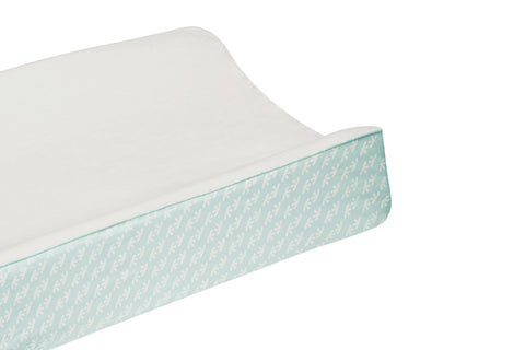 Fleeting Flora Changing Pad Cover