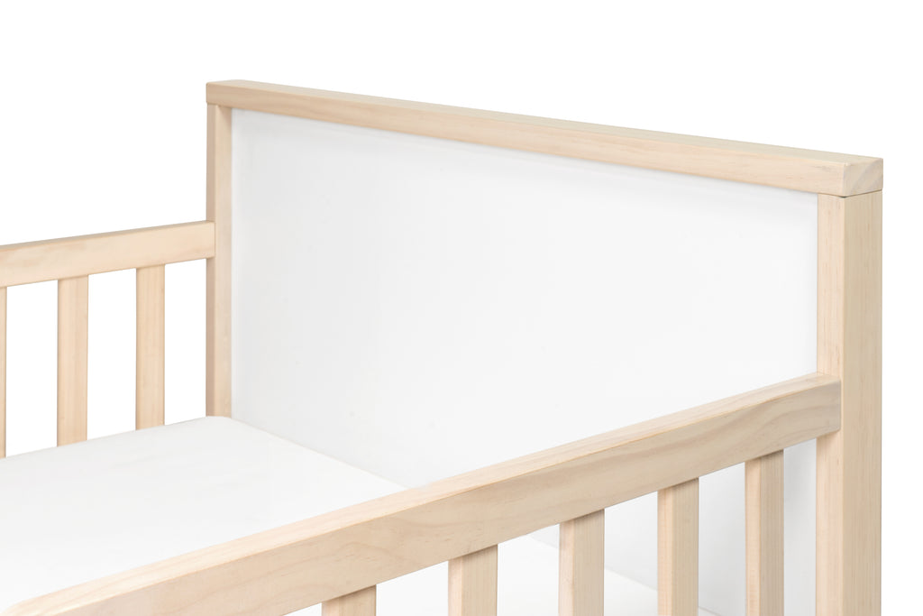 M16890NXW,Ziggy Toddler Bed in Washed Natural / White