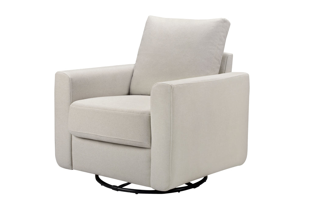 babyletto seating chair sand cream M5788T,Bento Glider In Sandstone Color Fabric