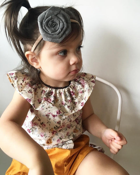 a9332d97715c90 2PC BABY GIRL FLORAL BLOUSE AND SHORTS – Modern Motherly