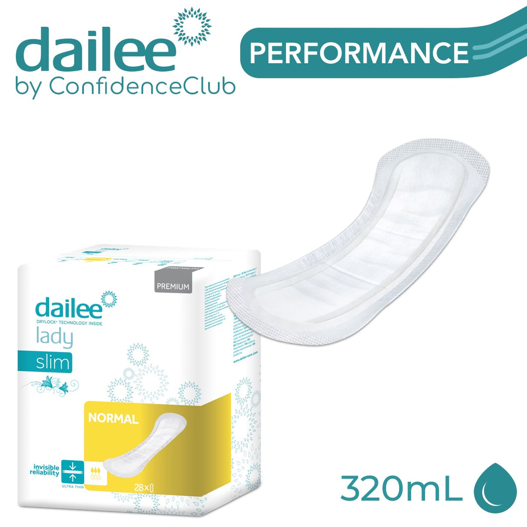 Dailee Lady Normal - ConfidenceClub