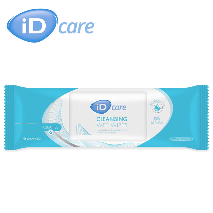 iD Care Wet Wipes