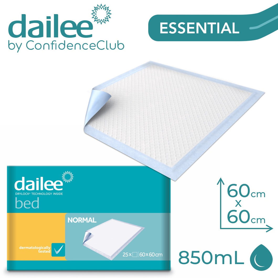 Dailee Bed Normal - 60x60cm - ConfidenceClub