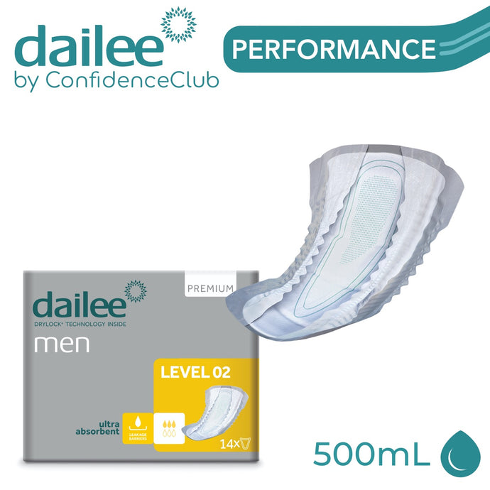 Dailee Men Level 2 - ConfidenceClub