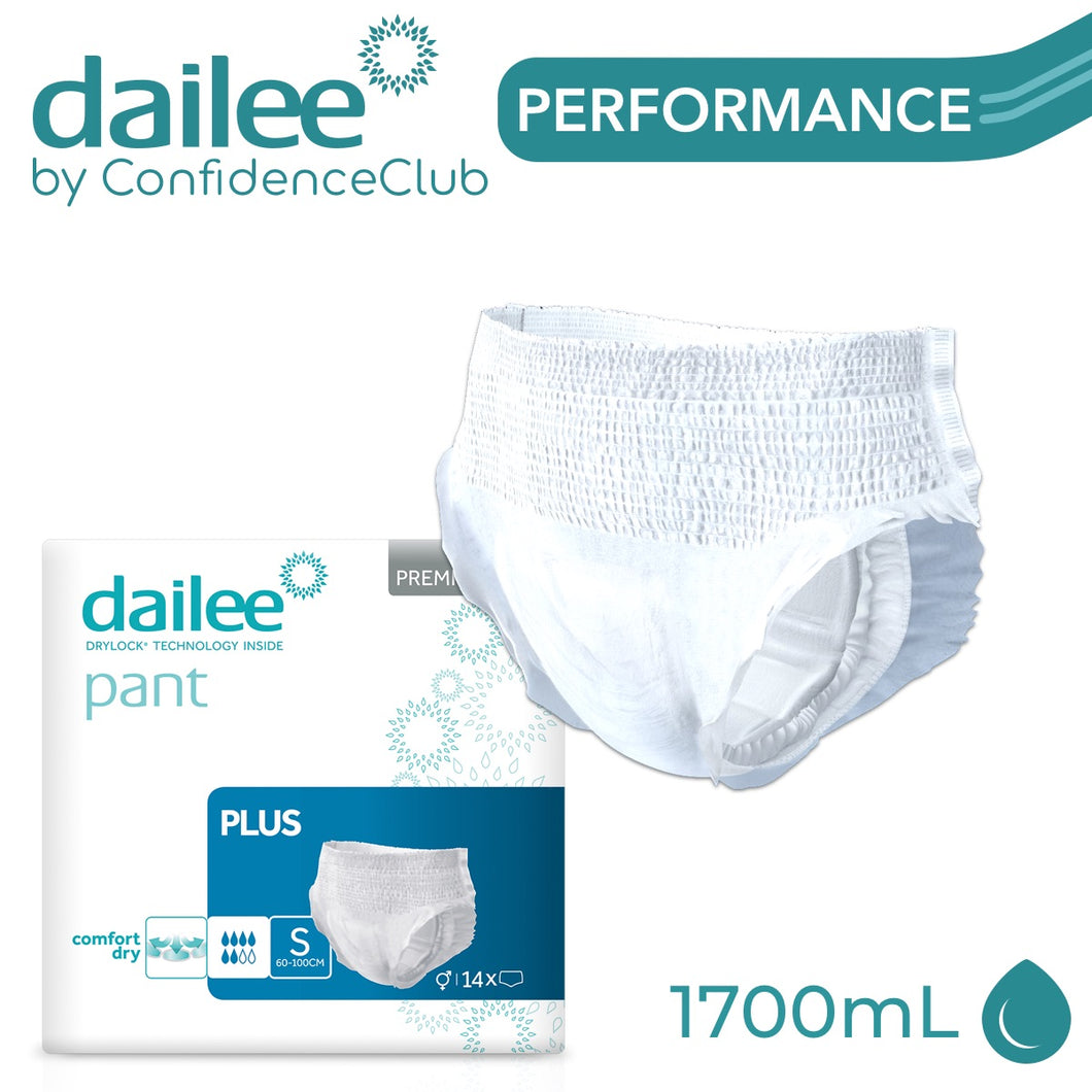 Dailee Pants Plus - SMALL (60 - 100cm) - ConfidenceClub
