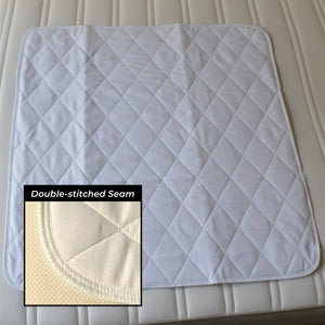 Premium Washable Waterproof Absorbent Furniture Protector 86x90cm - Twin-Pack - ConfidenceClub