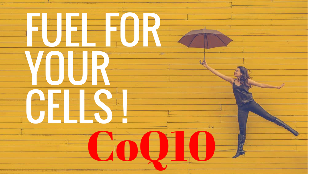 CoQ10-Uses,Benefits & reviews-Ubiquinol