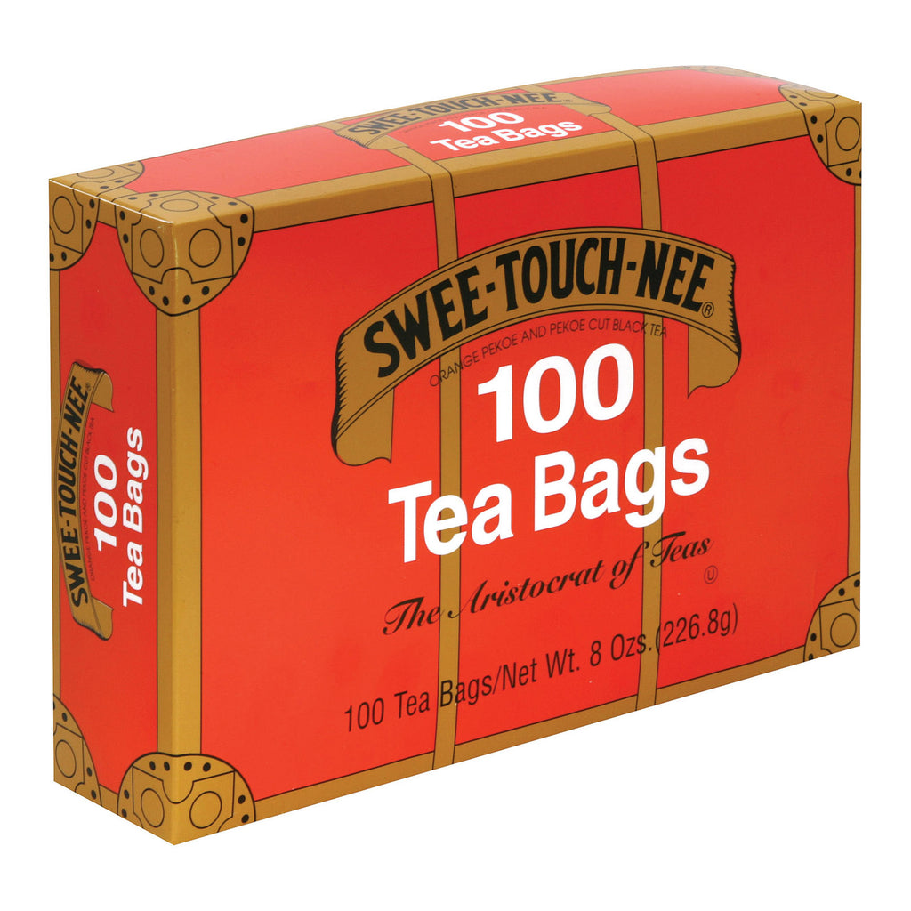 Sweet Touch Nee Black Tea - Case Of 10 - 100 Bags