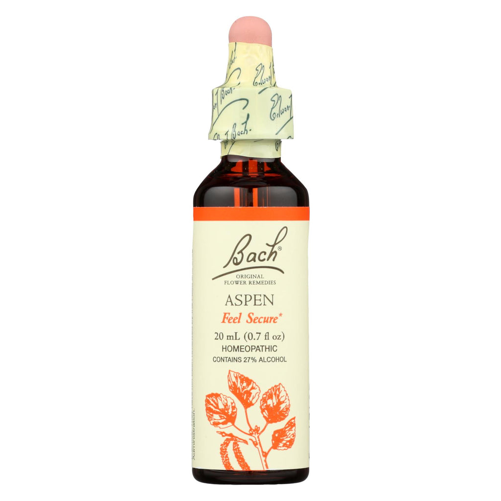 Bach Flower Remedies Essence Aspen - 0.7 Fl Oz