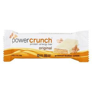 Load image into Gallery viewer, Power Crunch Bar - Peanut Butter Cream - Case Of 12 - 1.4 Oz