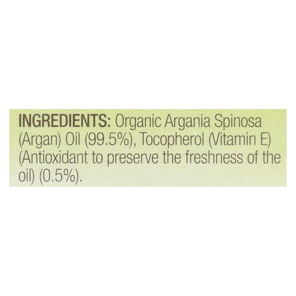 Life-flo Pure Argan Oil - 4 Fl Oz
