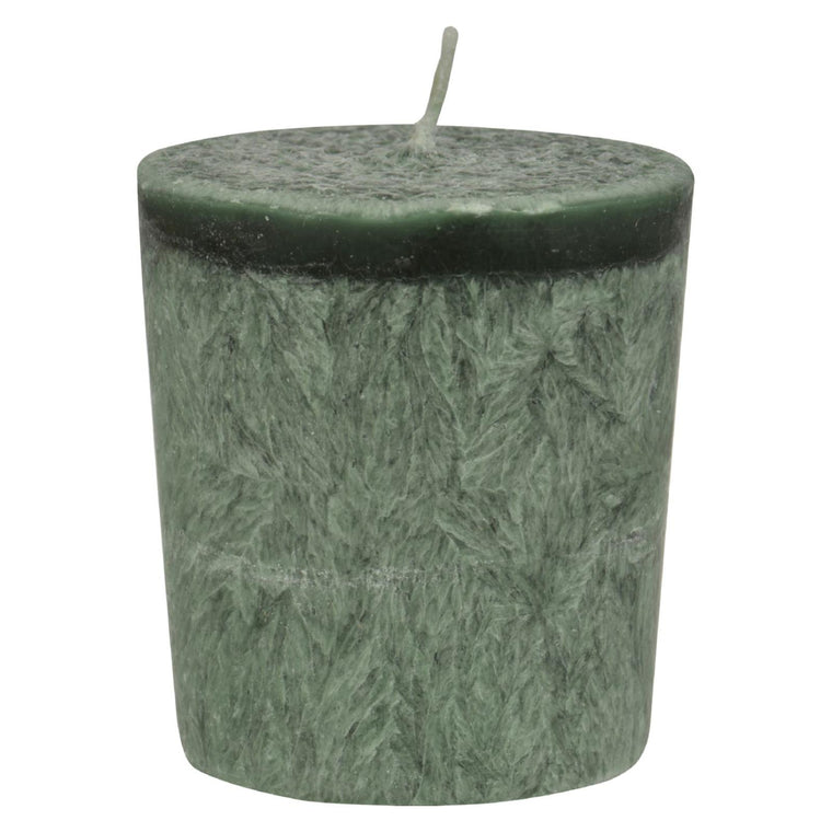 Aloha Bay Votive Eco Palm Wax Candle - Mountain Mist - Case Of 12 - 2 Oz