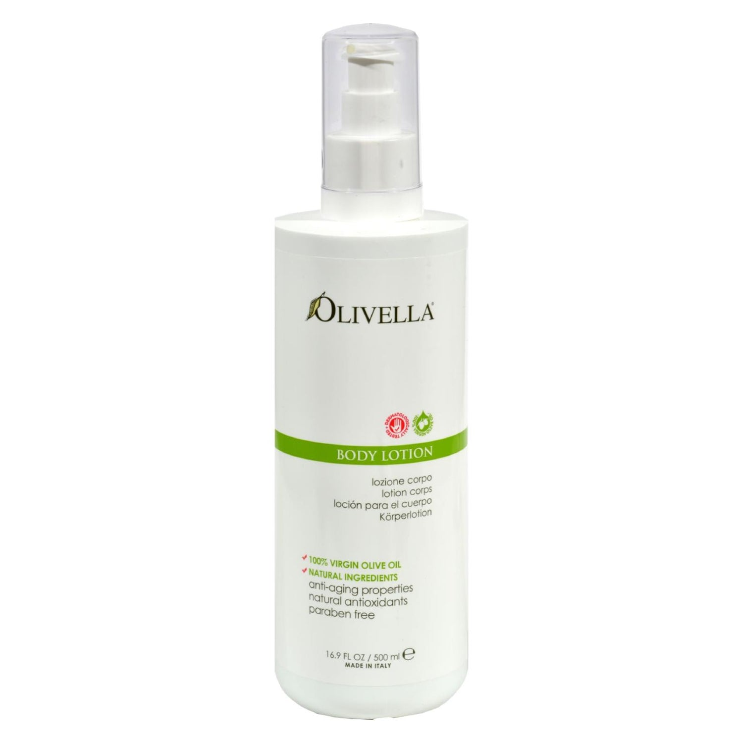 Olivella Body Lotion - 16.9 Fl Oz