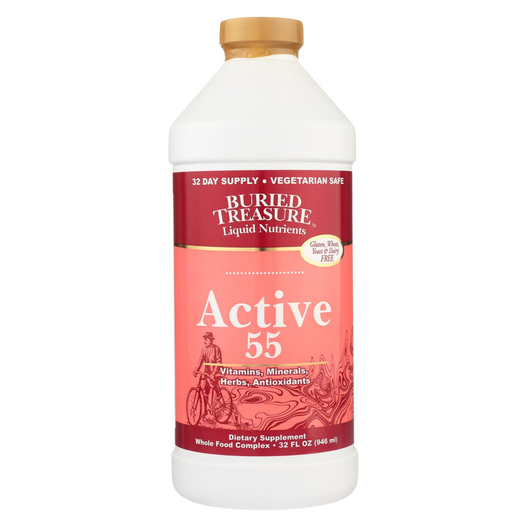 Buried Treasure Active 55 Plus - 32 Fl Oz