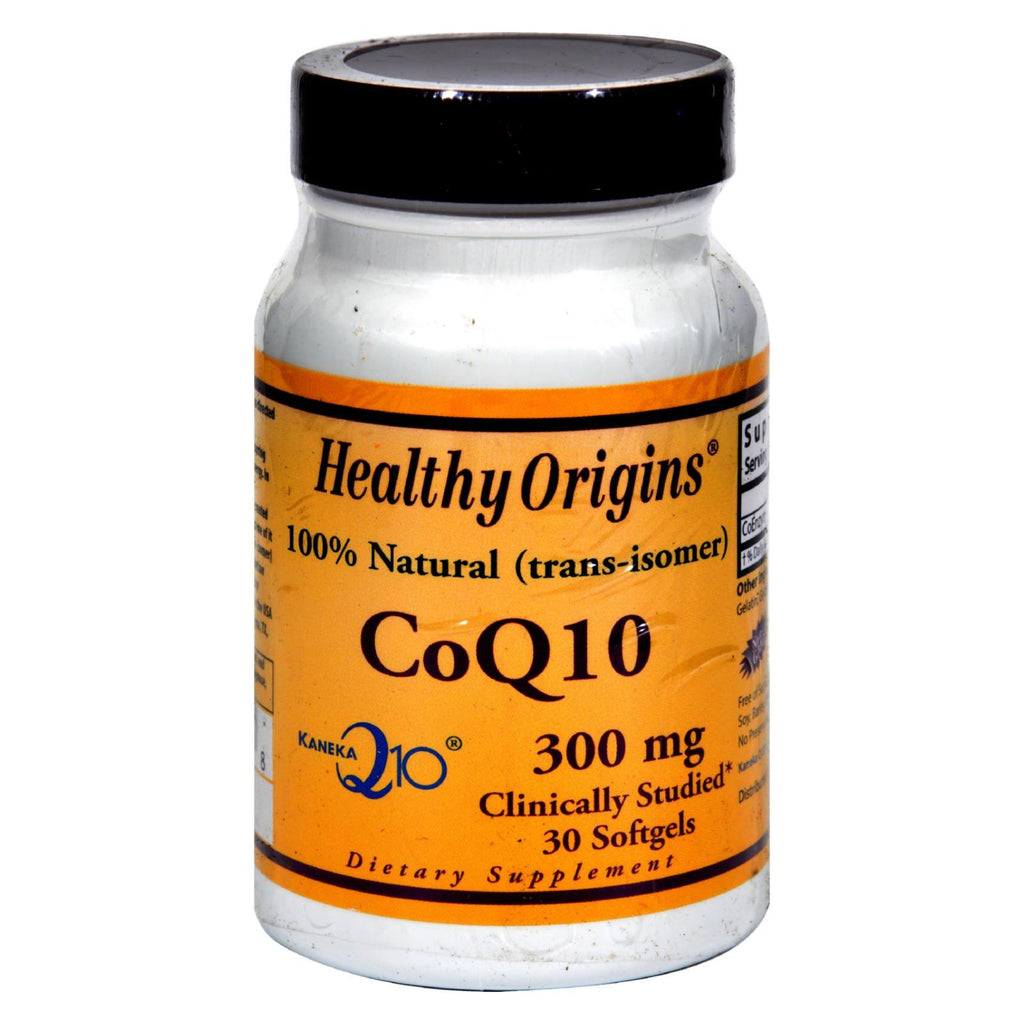 Healthy Origins Coq10 300 Mg - 30 Softgels