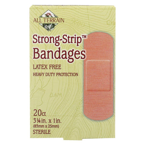 Load image into Gallery viewer, All Terrain Bandages - Strong-strip - 20 Count - 1 Each
