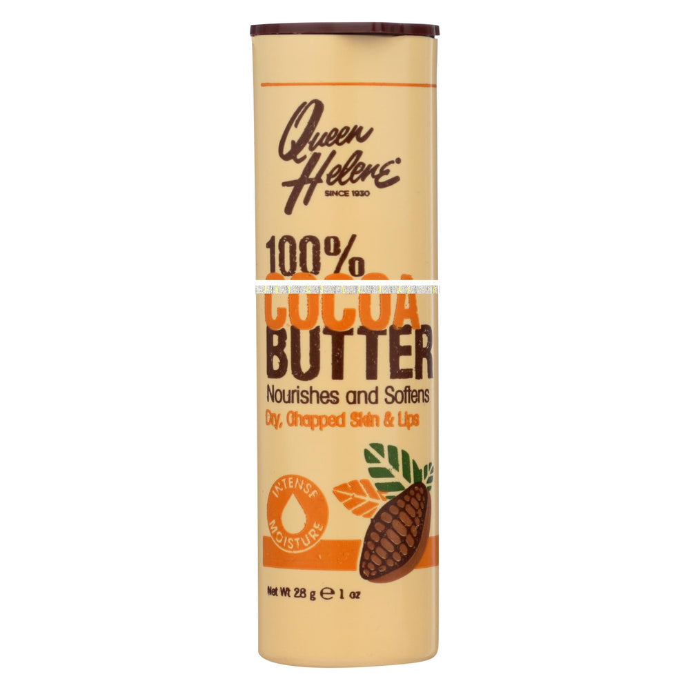 Queen Helene Cocoa Butter Moisturizer Stick - 1 Oz - Case Of 12