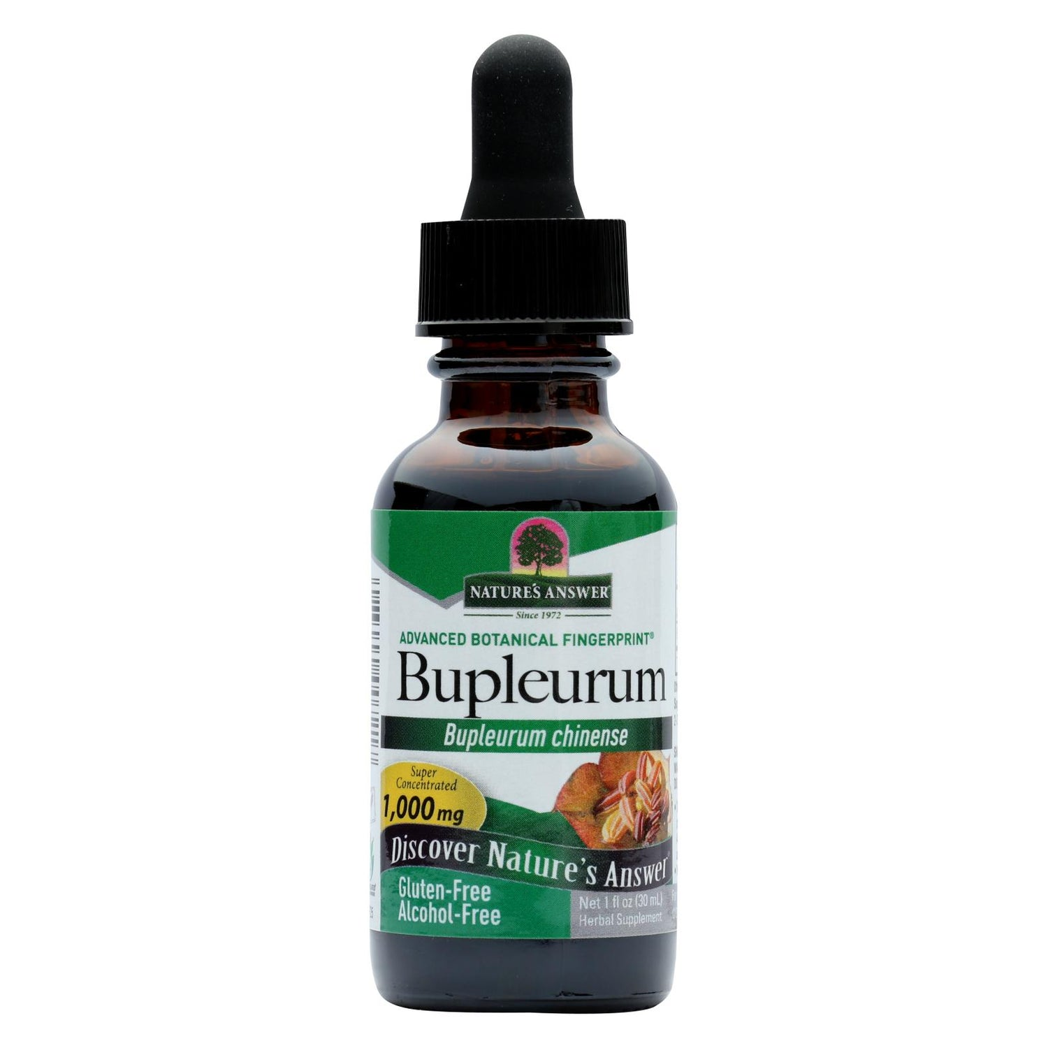 Nature's Answer Bupleurum Root Alcohol Free - 1 Fl Oz
