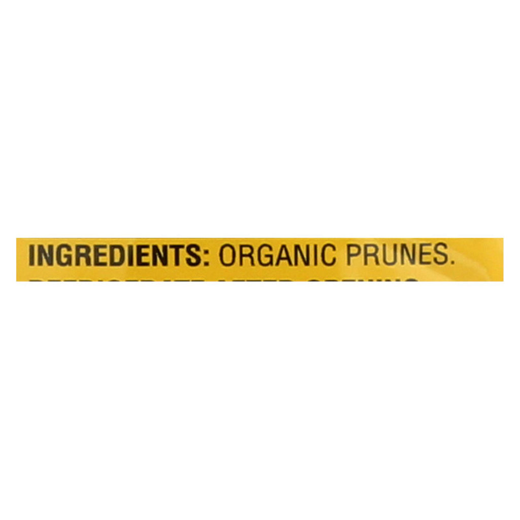 Newman's Own Organics Organic Pitted - Prunes - Case Of 12 - 12 Oz.