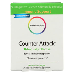 Load image into Gallery viewer, Rainbow Light Counter Attack - 30 Tablets