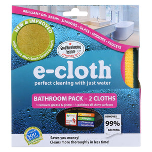 Load image into Gallery viewer, E-cloth Bathroom Pack - 2 Pack