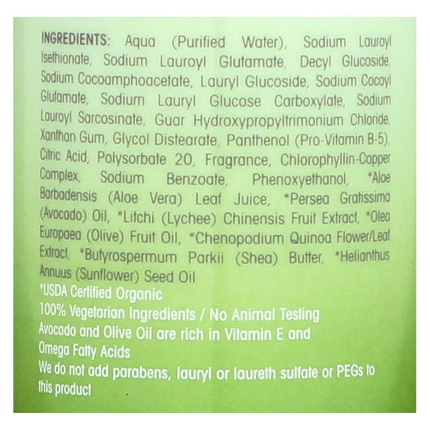 Giovanni Hair Care Products 2chic Body Wash - Ultra-moist Avocado And Olive - 10.5 Fl Oz