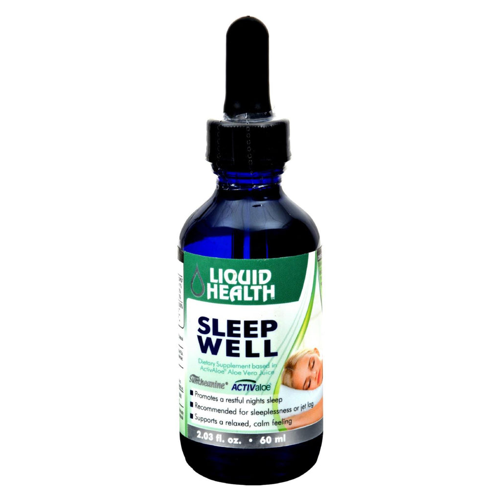 Liquid Health Products Sleep Well Gf - 59 Ml