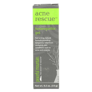 Load image into Gallery viewer, Peaceful Mountain Acne Rescue Lotion - .5 Oz