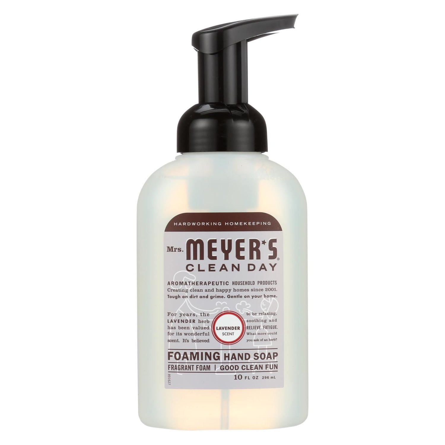 Mrs. Meyer's Foaming Hand Soap - Lavender - 10 Fl Oz