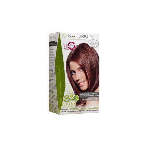 Naturigin Hair Colour - Permanent - Copper Brown - 1 Count