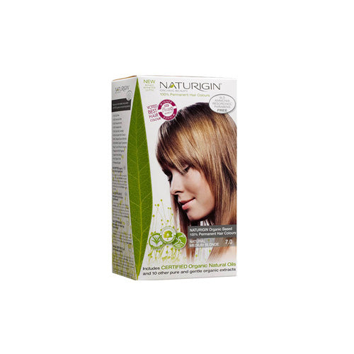 Naturigin Hair Colour - Permanent - Natural Medium Blonde - 1 Count