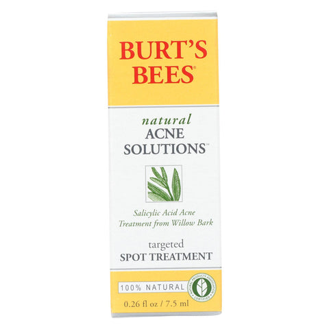 Burts Bees - Acne Spot Treatment - Cs Of 3-.26 Fz