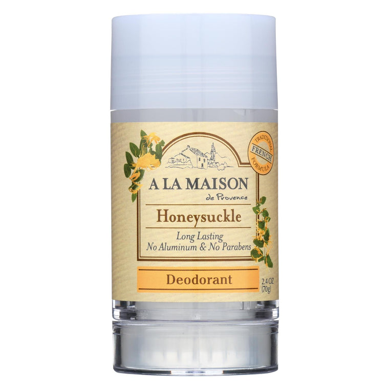 A La Maison Deodorant - Honeysuckle - 2.4 Oz