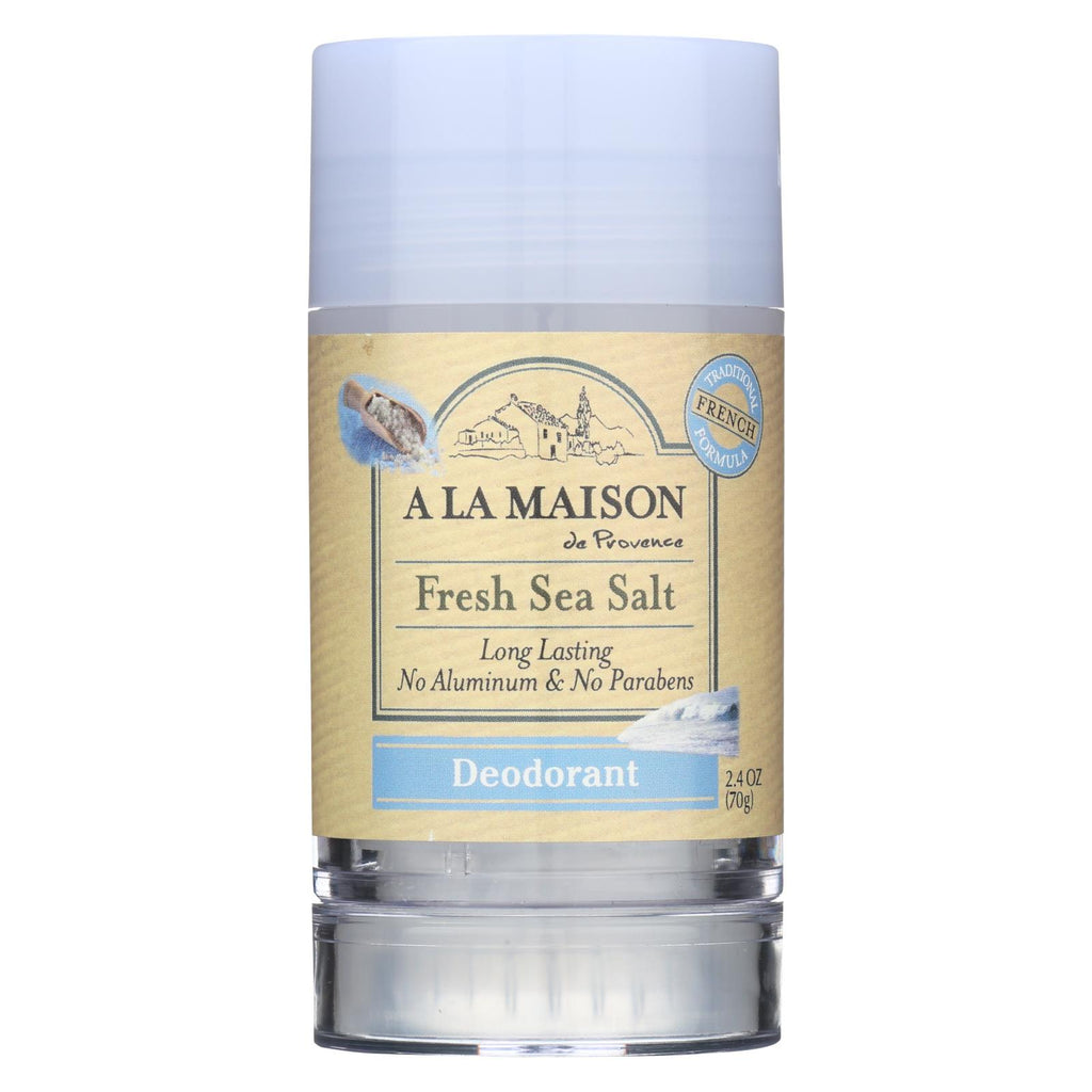 A La Maison Deodorant - Fresh Sea Salt - 2.4 Oz