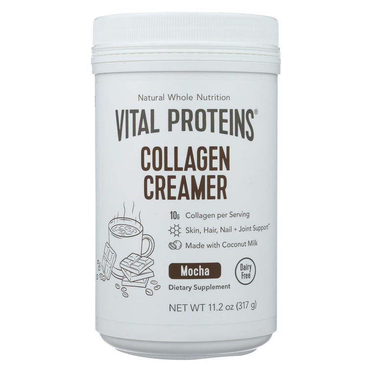 Vital Proteins - Collagen Creamer Mocha - 11.2 Oz