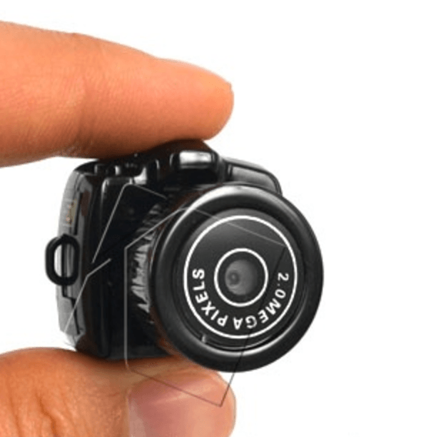 Smallest Camera In The World - Kaptain Hook