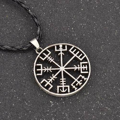 Vegvisir Pendant Necklace - Exotic Land Imports