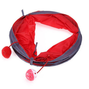 Collapsible Pet Tunnel