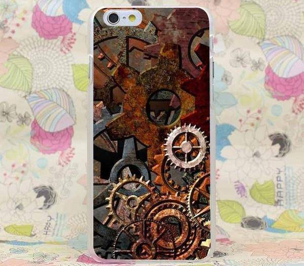 Steampunk iPhone Case Collection