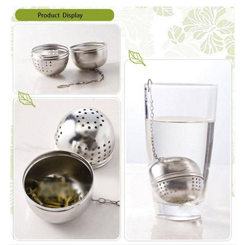 Stainless Steel Ball Tea Infuser - Free Shipping
