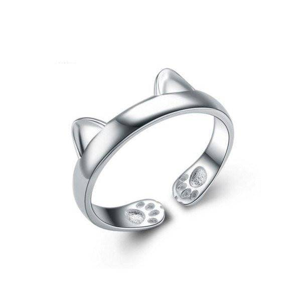 Paws & Ears Kitten Ring