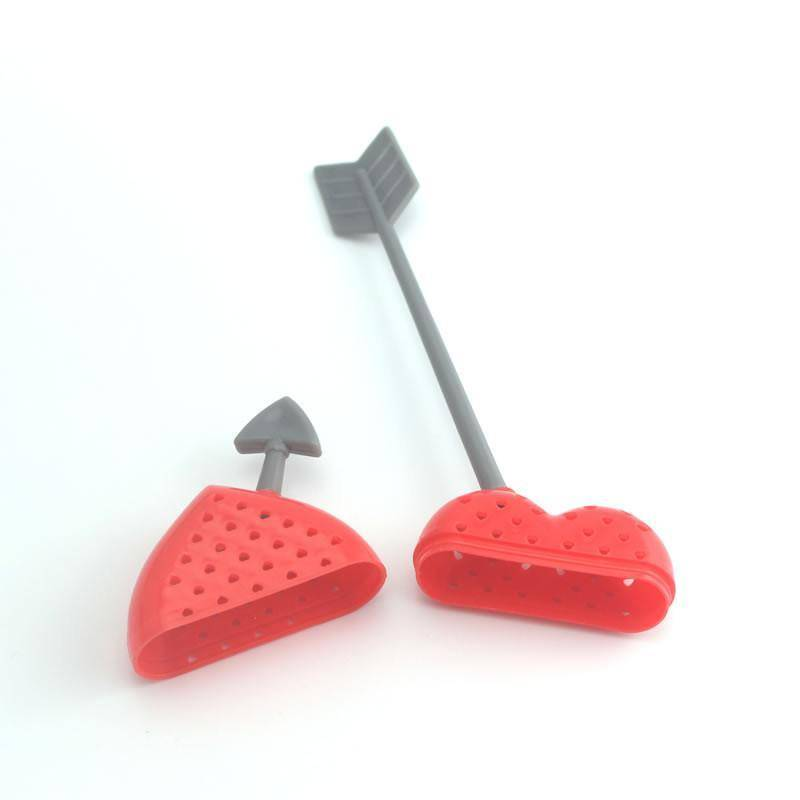 Heart Shaped Tea Infuser - Exotic Land Imports