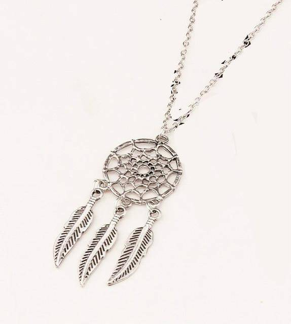 Dreamcatcher Necklace - Exotic Land Imports