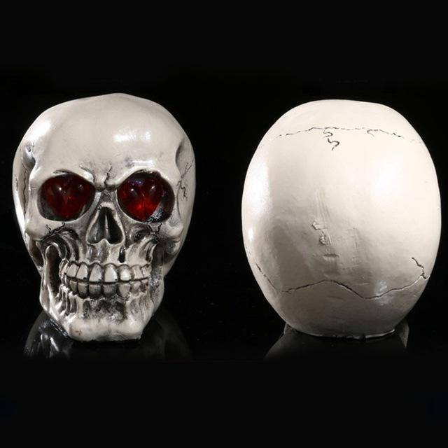 Glowing Eyes - Skull LED Light - Coolest of the Cool! - Exotic Land Imports