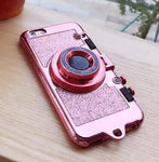 3D Retro Camera iPhone Case - Exotic Land Imports