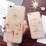 3D Dream Catcher iPhone Case