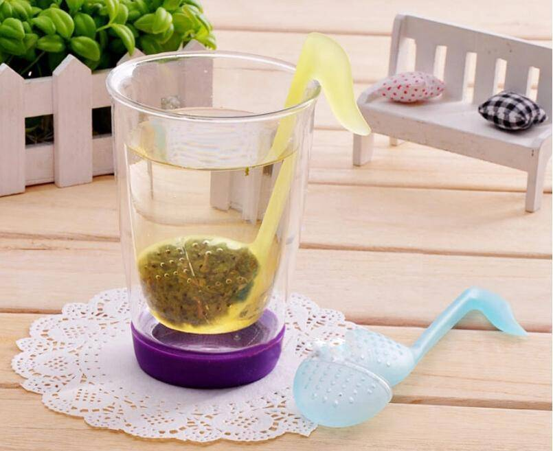 Musical Note Tea Infuser - Exotic Land Imports