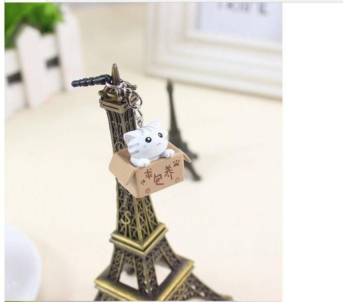 4 Smartphone Anti Dust Cat Plugs - Exotic Land Imports