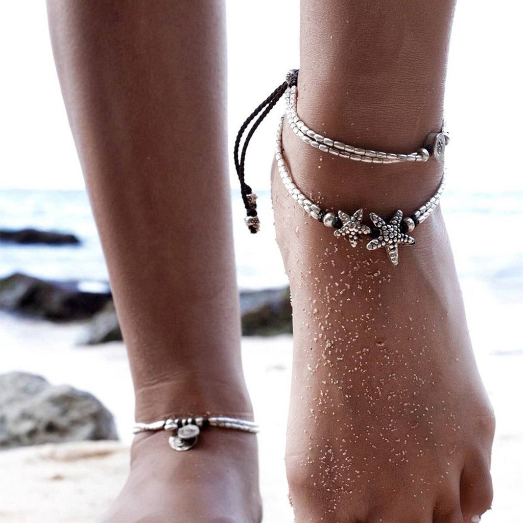 Bohemian Style Anklet
